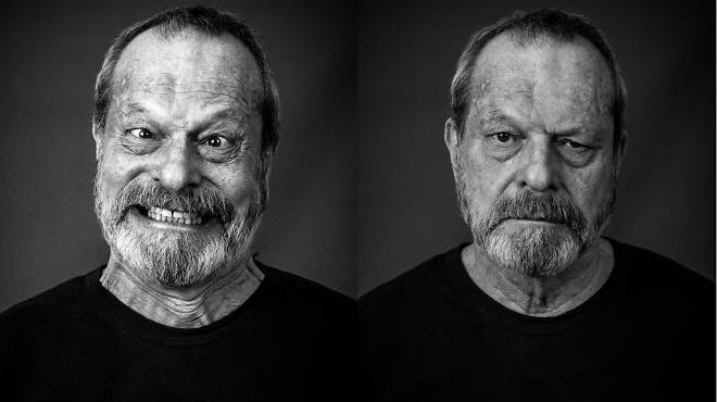 Terry Gilliam on the Python reunion