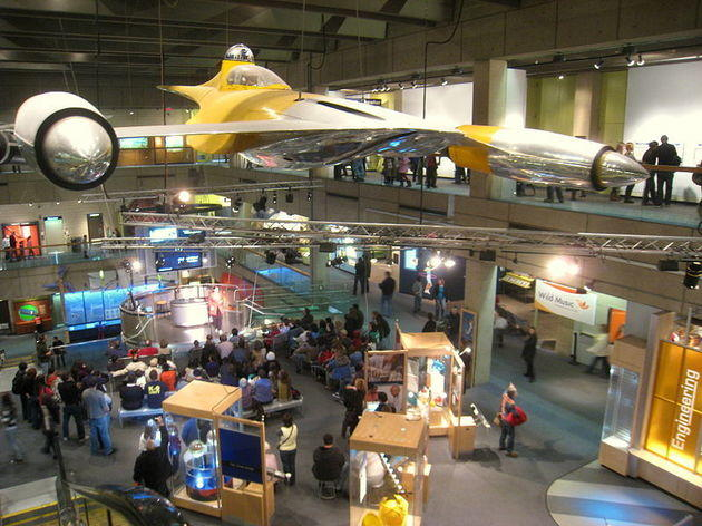 Museum of Science, Museums and galleries, Boston