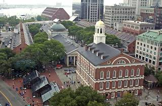 Faneuil Hall, Attractions, Boston