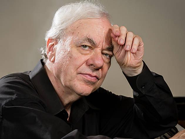 Richard Goode at Mostly Mozart