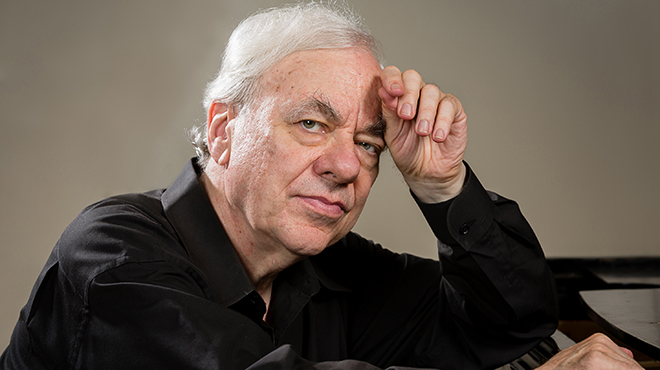 Richard Goode at Mostly Mozart