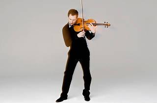 Antoine Tamestit at Mostly Mozart