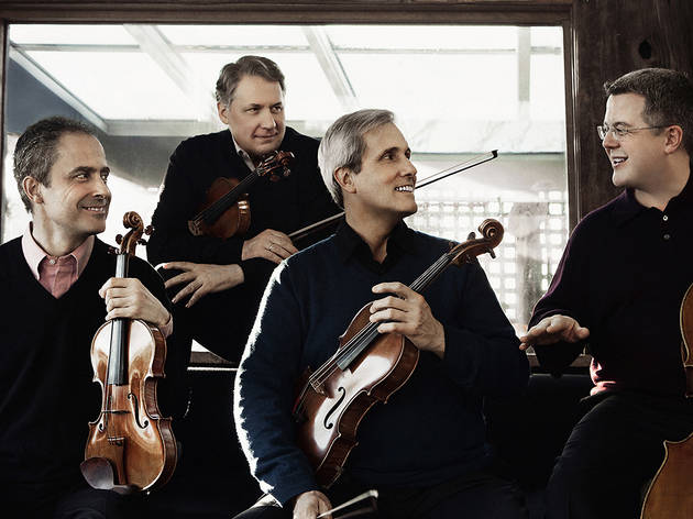 Emerson String Quartet at Mostly Mozart