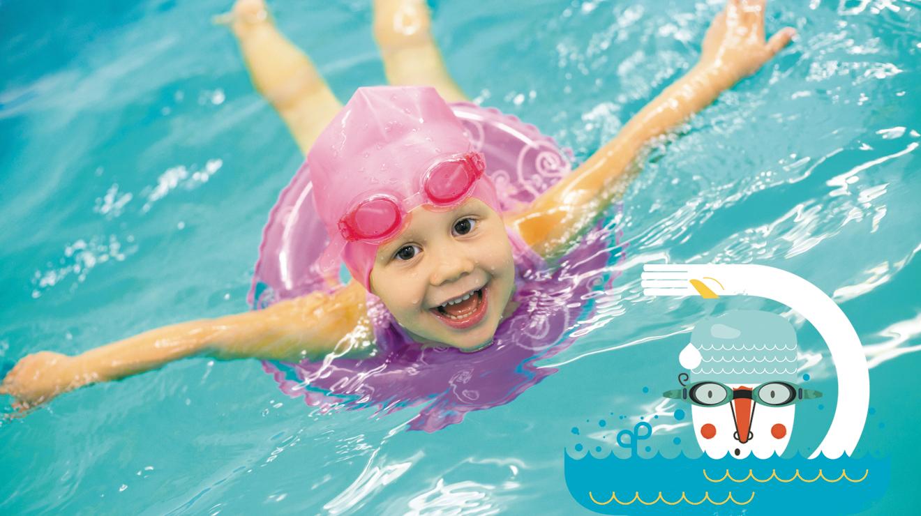 Cursos deportivos y campamentos de verano para niños