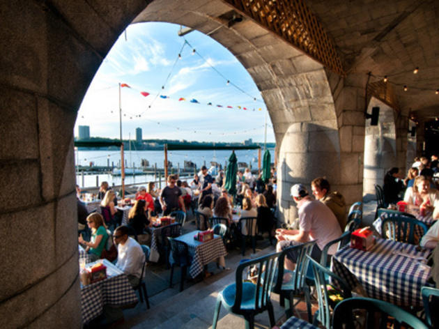 The Boat Basin Café