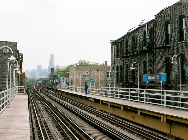 CTA announces closure dates for California and Damen Blue Line stations