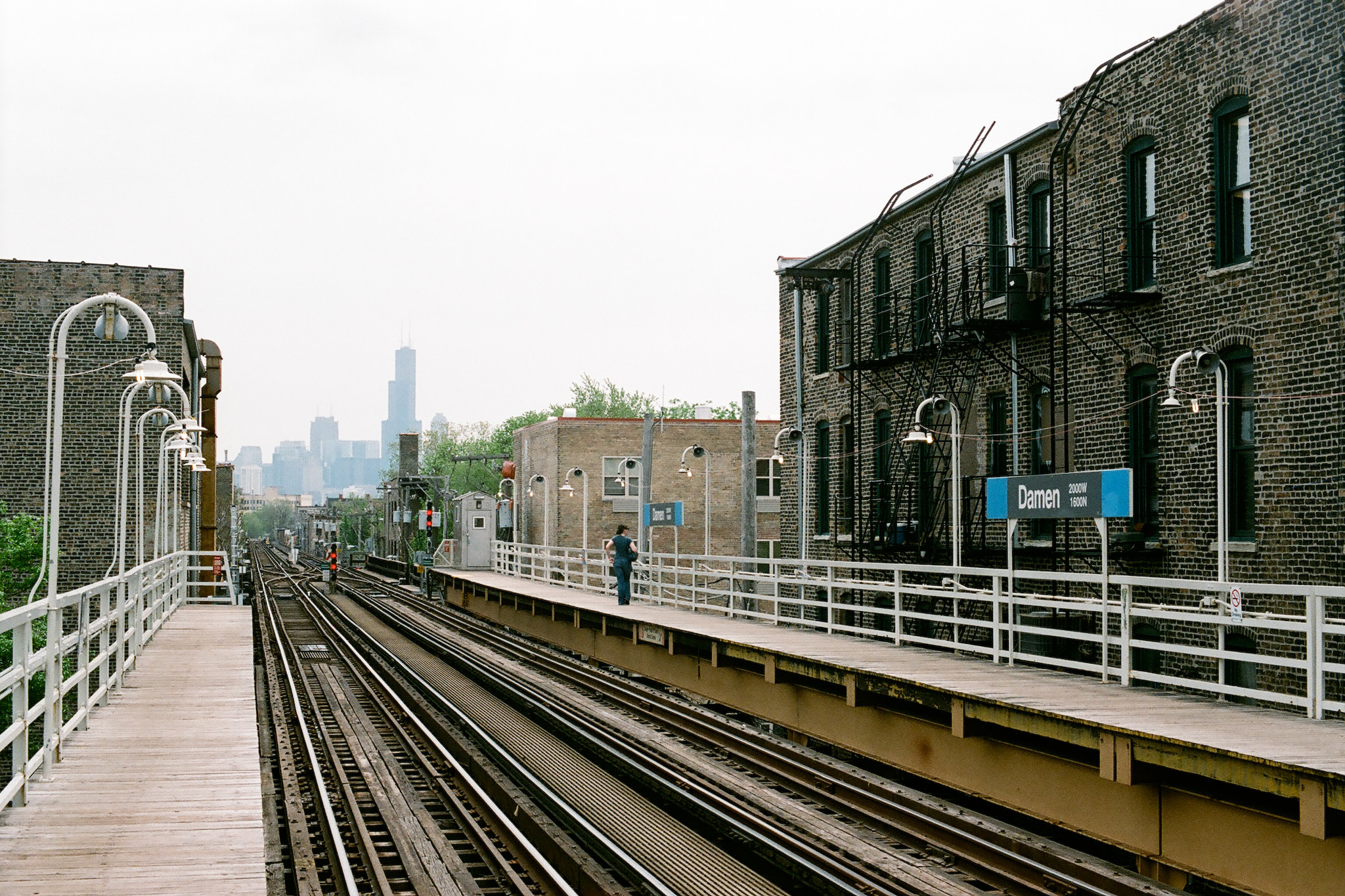 The 6 best and 6 worst el stations damen blue line publicscrutiny Gallery