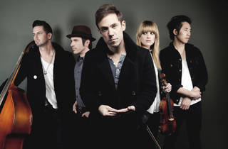 The Airborne Toxic Event + In the Valley Below