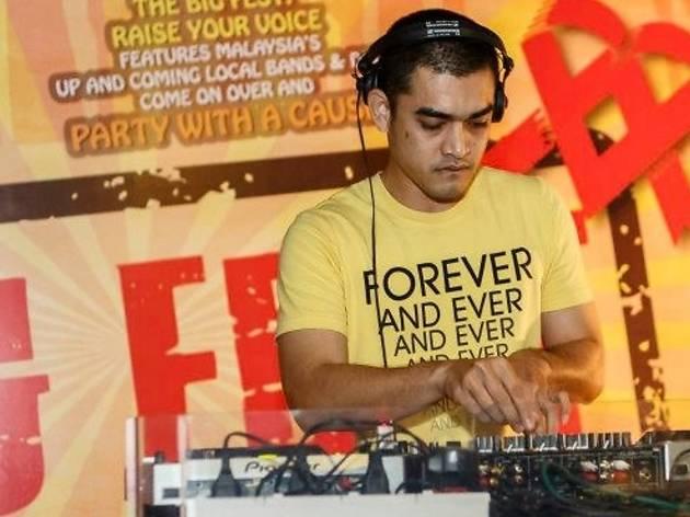 DJ Hafidz