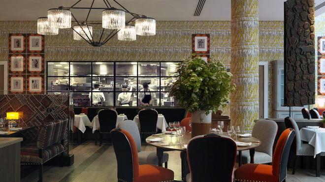 Ham Yard Bar And Restaurant