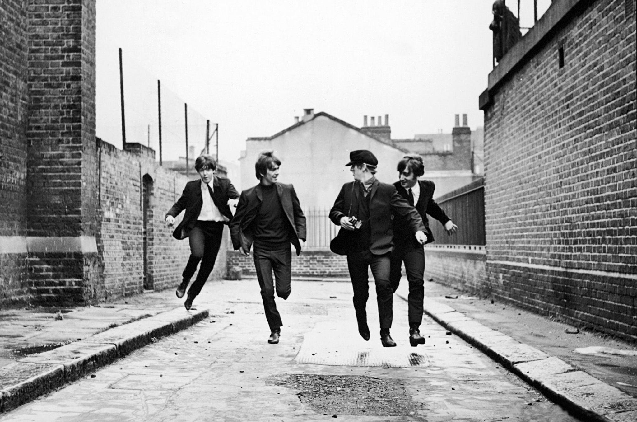 비틀즈: 하드 데이즈 나이트
