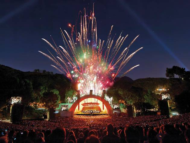 Hollywood Bowl Calendar 2020 July 2020 events calendar for Los Angeles