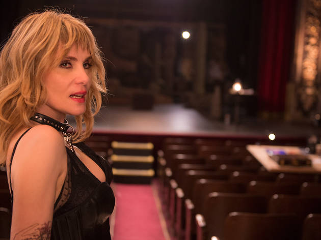 Emmanuelle Seigner getty images