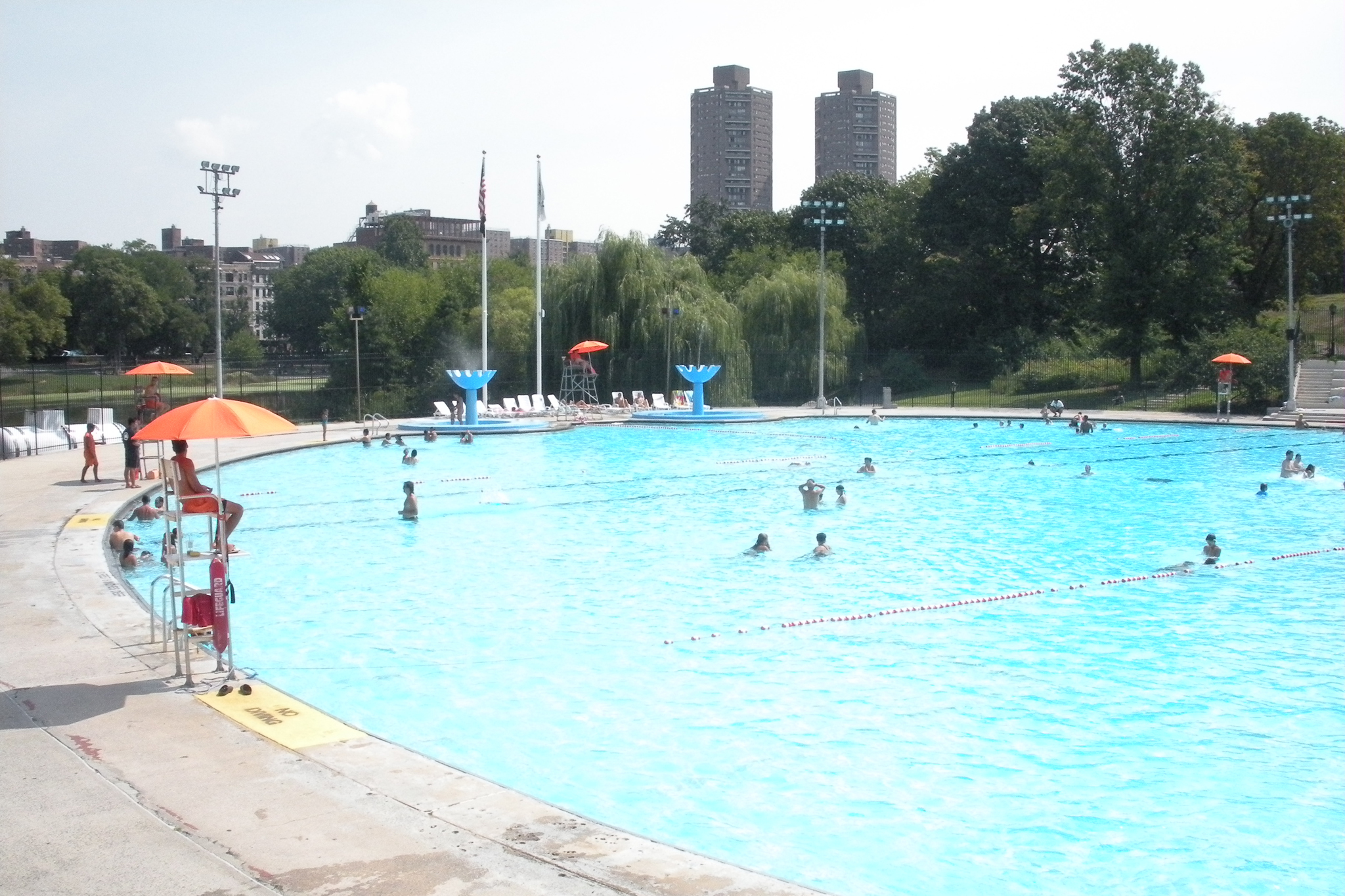 Best Public Swimming Pools To Cool Off This Summer In Nyc