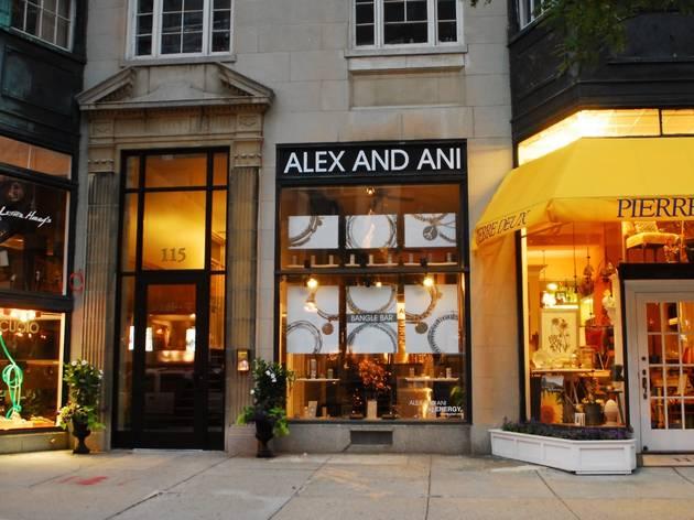 Alex and Ani, Shopping, Boston