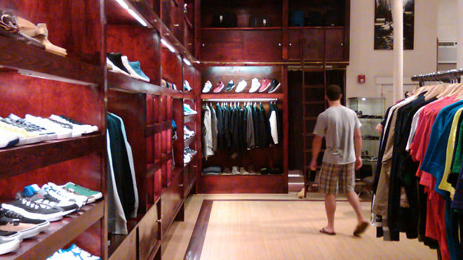 Boston's best clothing stores