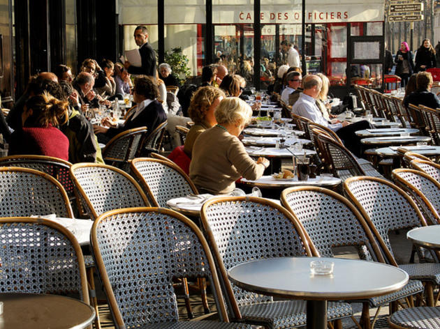 Take it outside with the city's best al fresco brunches