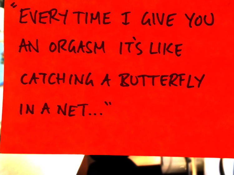 22 of the funniest things Londoners have heard after sex