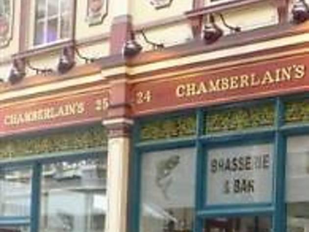 Chamberlain's Restaurant