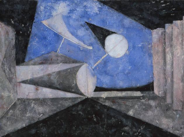 Escenografía, Rufino Tamayo (Foto: Cortesía Museo Tamayo)