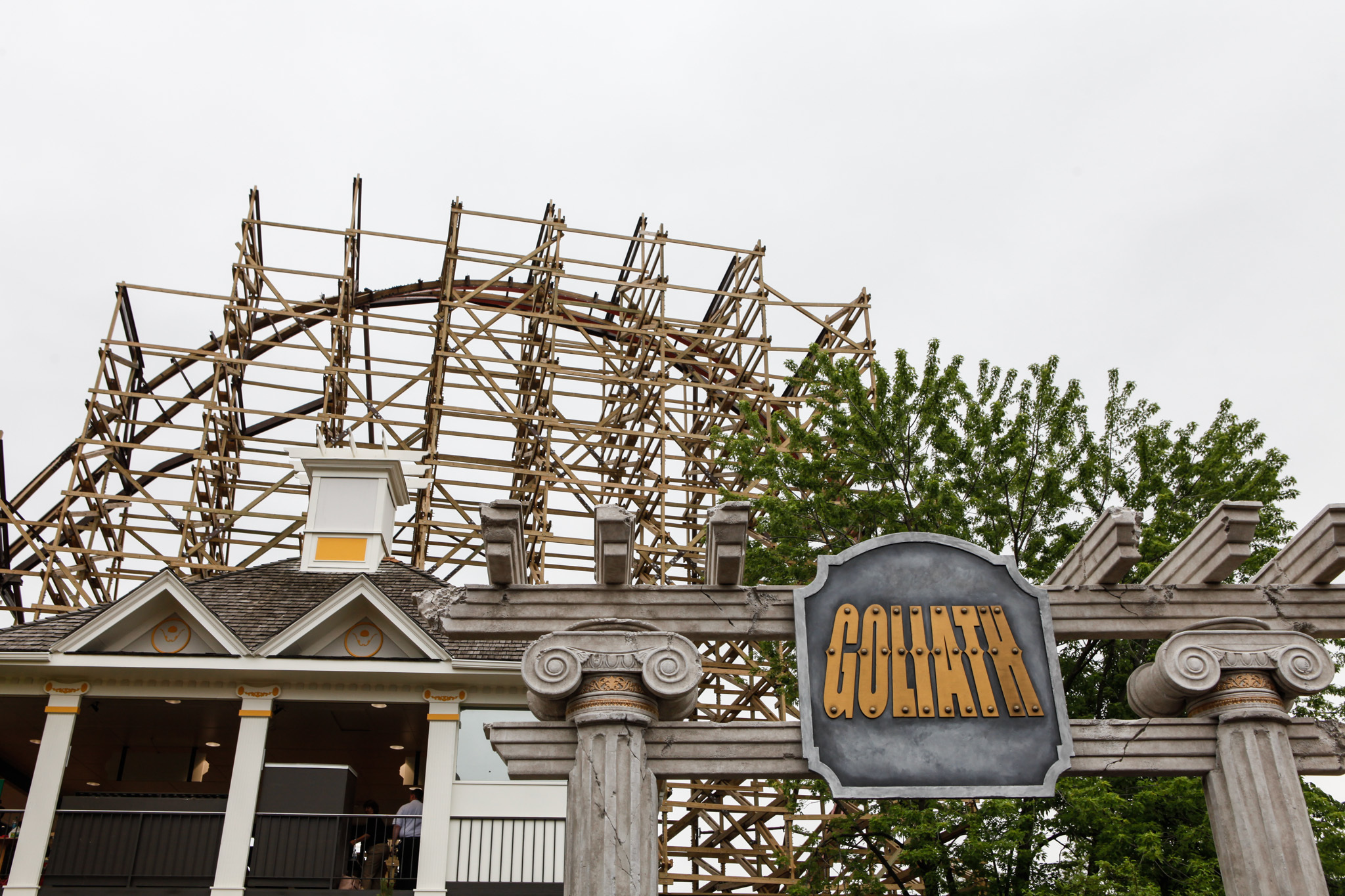 Six Flags Great America roller coasters ranked from worst to best