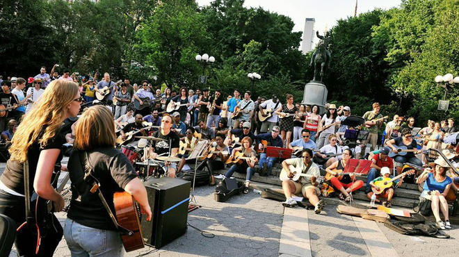 The 10 best free concerts to see at Make Music New York 2014