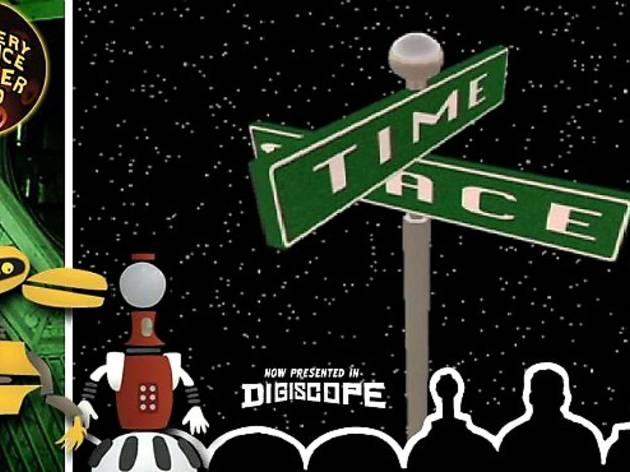 CineInsomnia: Mystery Science Theater 3000: The Movie
