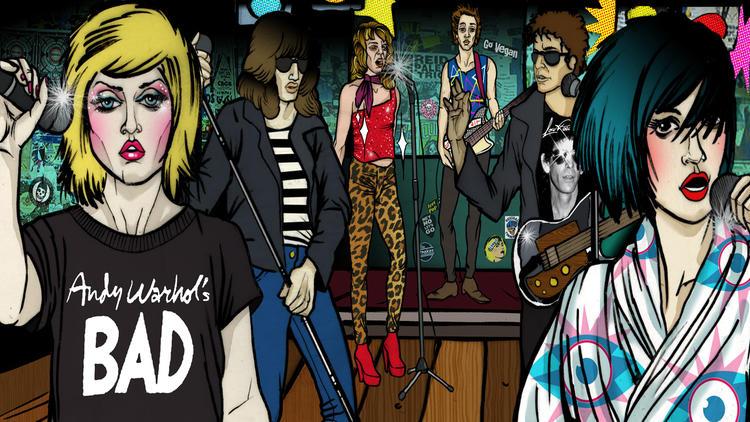 Top ten NYC rock stars