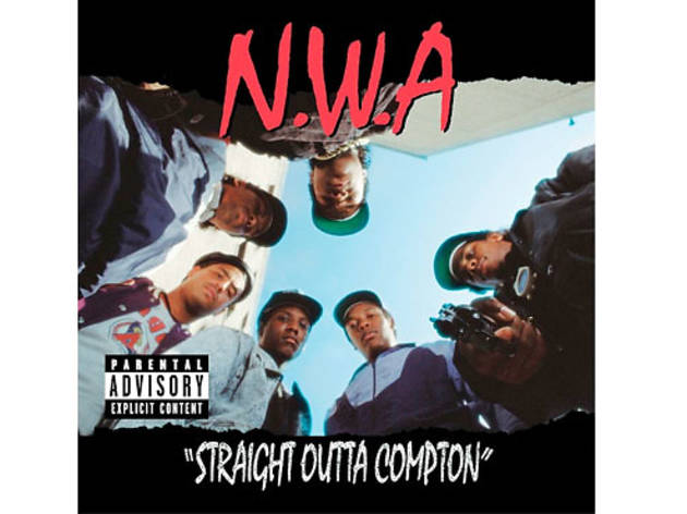 """""""Straight Outta Compton"""" by N.W.A (1988)"""