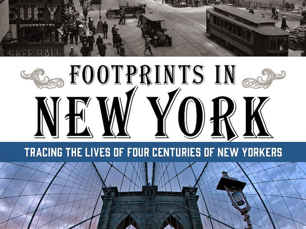 Footprints in New York with James and Michelle Nevius