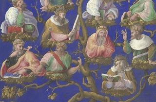 Possibly by Girolamo Genga ('A Jesse Tree', c1535)
