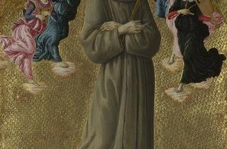 Sandro Botticelli ('Saint Francis of Assisi with Angels', c 1475-80)