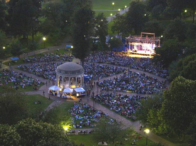 See Shakespeare for free on the Common