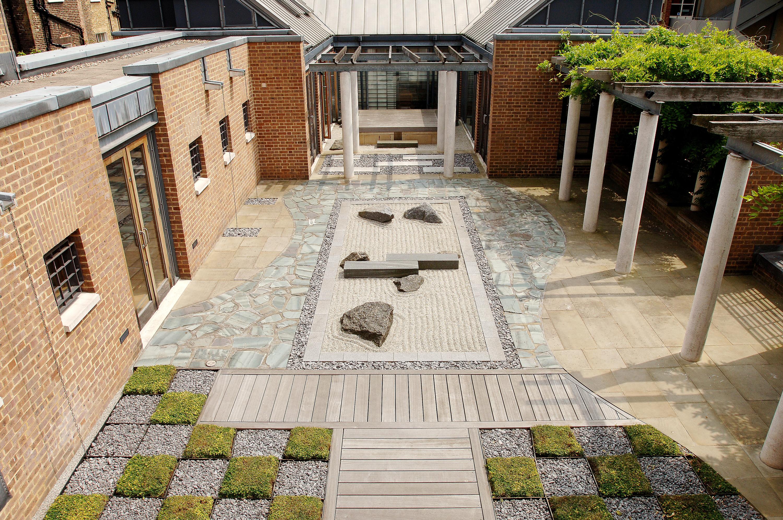 Japanese Roof Garden