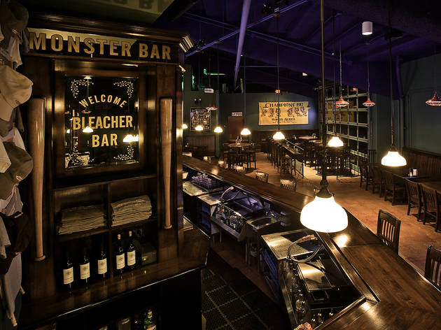 Bleacher Bar, Bars, Boston