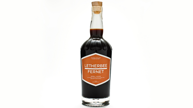 Letherbee's Fernet hits the shelves.