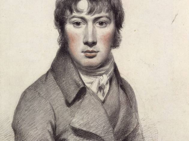 (Self-portrait by John Constable, c1799-1804 © National Portrait Gallery London)