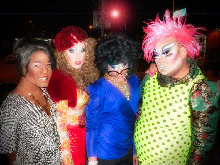 The best gay bars in Boston