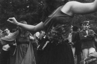 Dennis Hopper ('Untitled (Hippie Girl Dancing)', 1967)