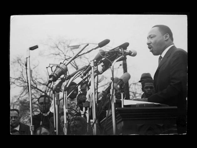 Dennis Hopper ('Martin Luther King, Jr', 1965)