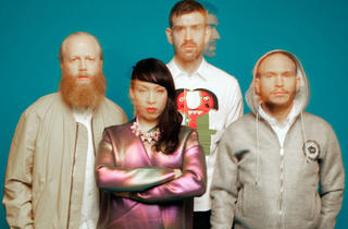 Little Dragon + Lawrence Rothman