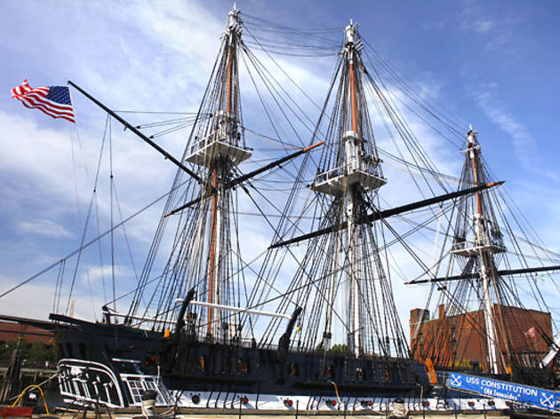 USS Constitution Museum, Things to Do, Boston