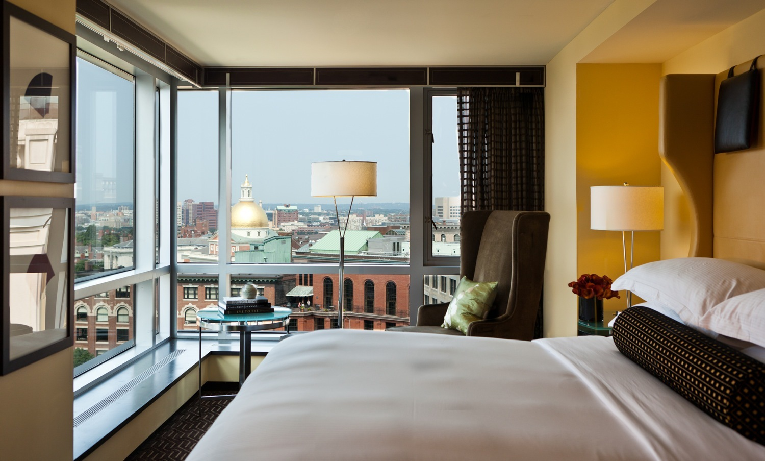 The best hotels in Boston