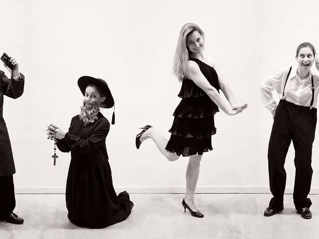 Concert irregular de Joan Brossa