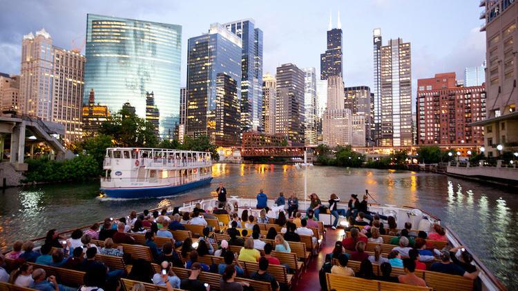 Shoreline Architectural Boat Tour