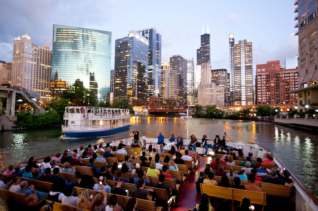 Chicago's best boat tours