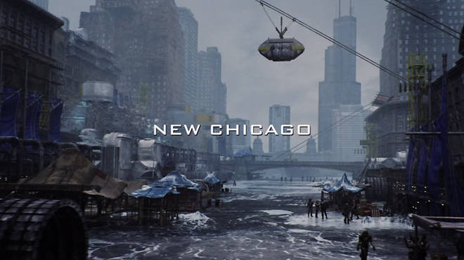 SyFy's <em>Defiance</em> visits New Chicago