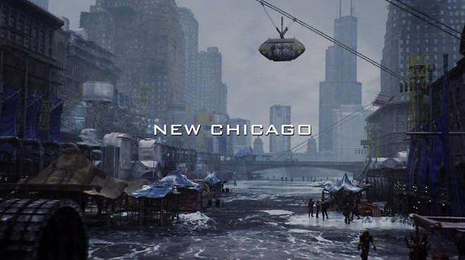 SyFy's <em>Defiance</em> visits New Chicago