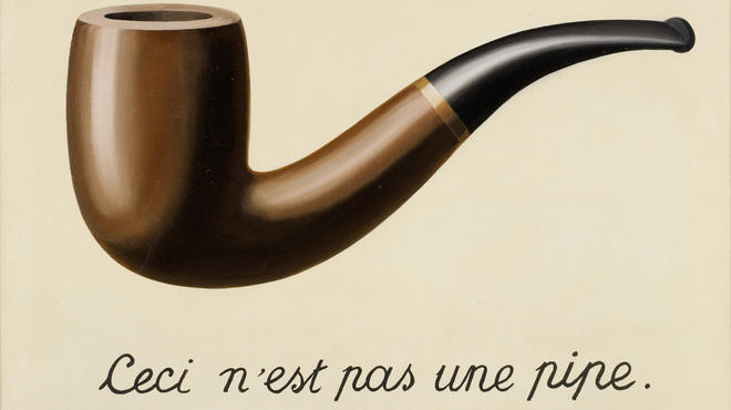 """Magritte: The Mystery of the Ordinary"""
