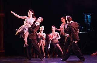 Grec 2014: Nit de tango amb Mora Godoy